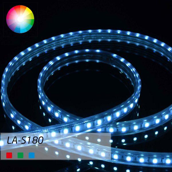 ریسه SMD LED با تراشه 5050 تراکم 180 - با تکنولوژی بدون سیم