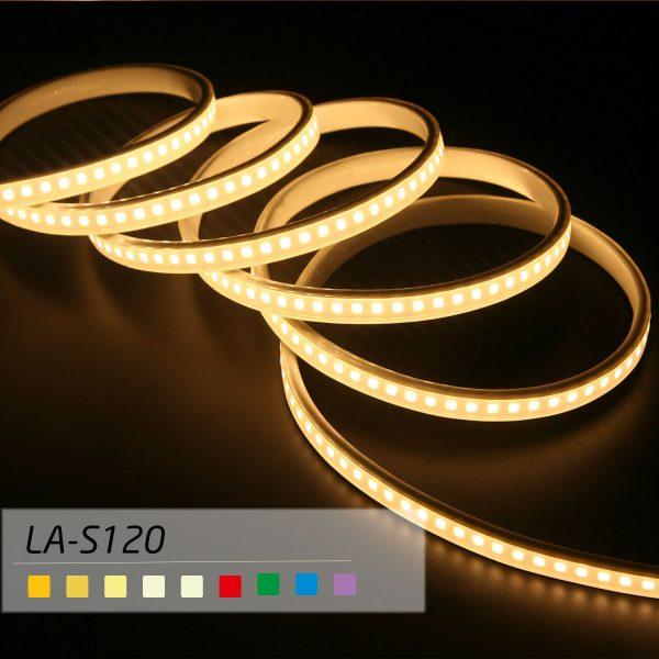 ریسه SMD LED با تراشه 2835 تراکم 120 - با تکنولوژی بدون سیم